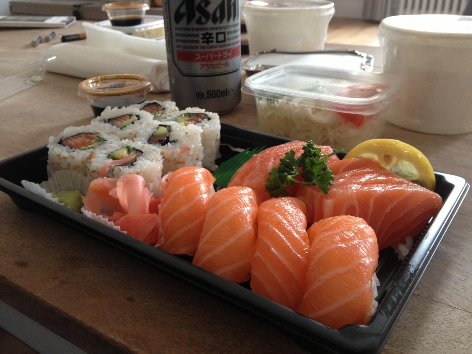 Shogun Sushi à Levallois-Perret