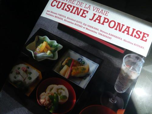 le livre de la vraie cuisine japonaise cuisine japonaise. Black Bedroom Furniture Sets. Home Design Ideas