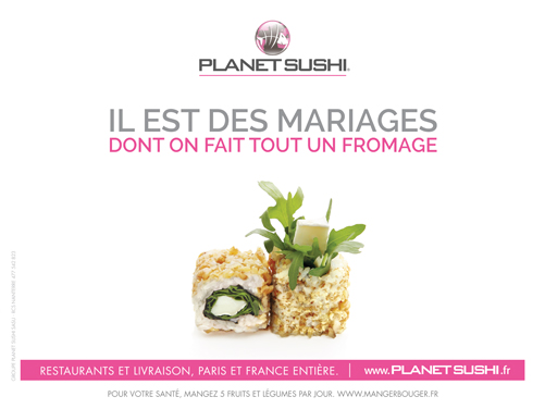 Mariage dont on fait un fromage