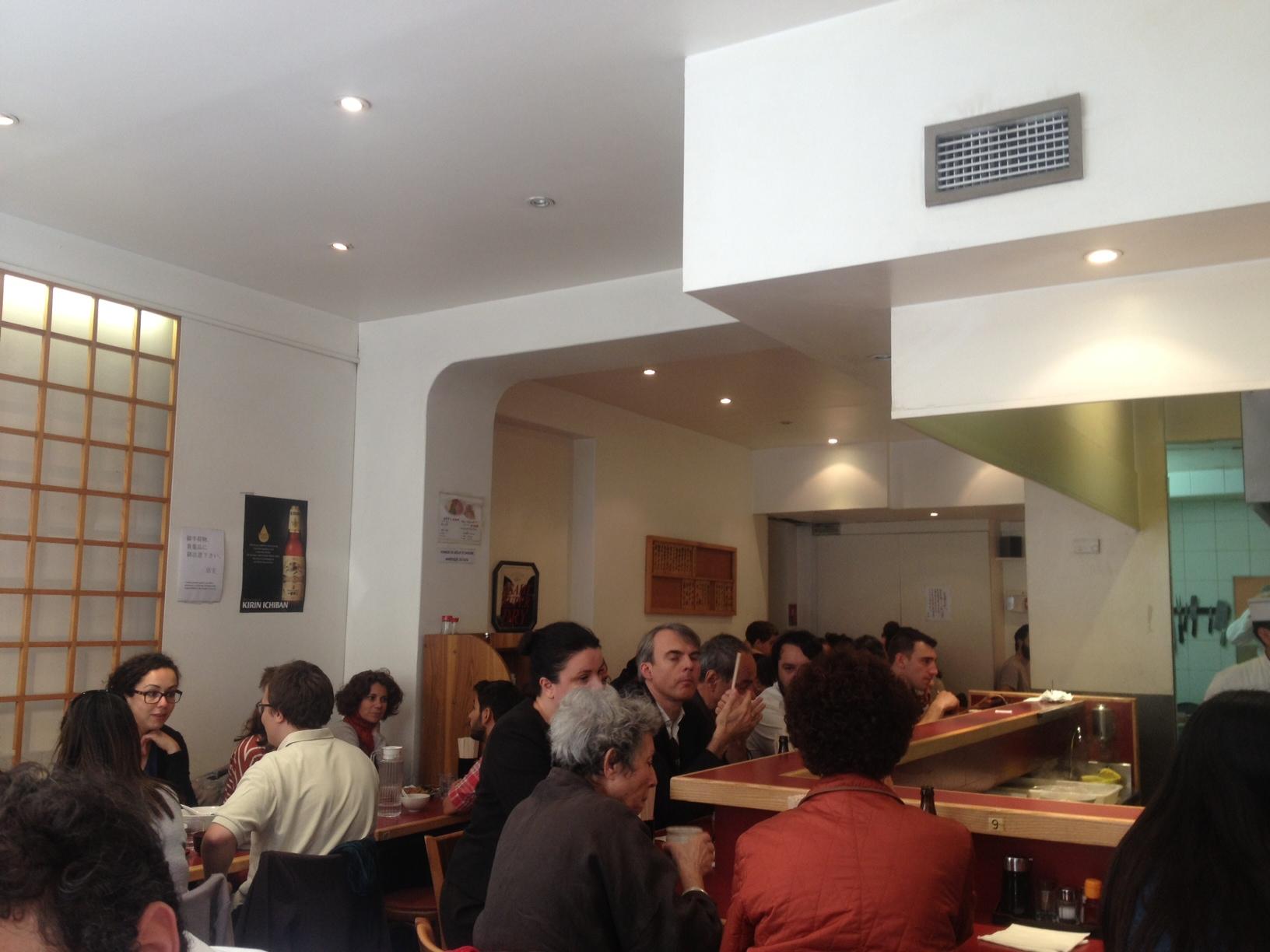 Paris Restaurant Japonais Sapporo