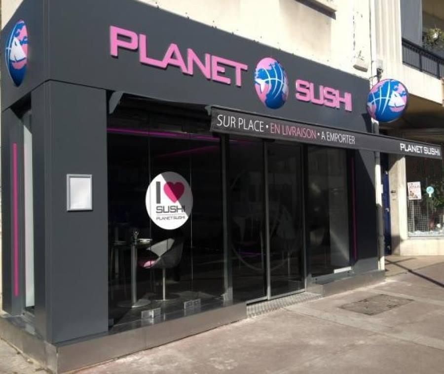 Planet Sushi à Le Havre