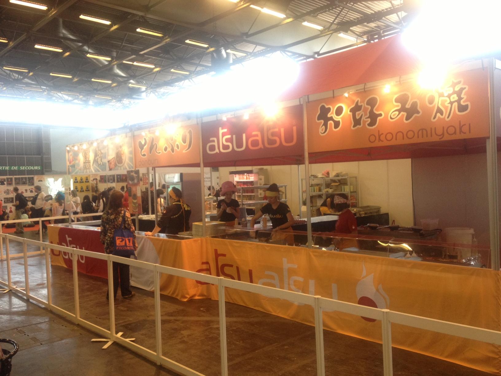 Atsu Atsu Japan Expo