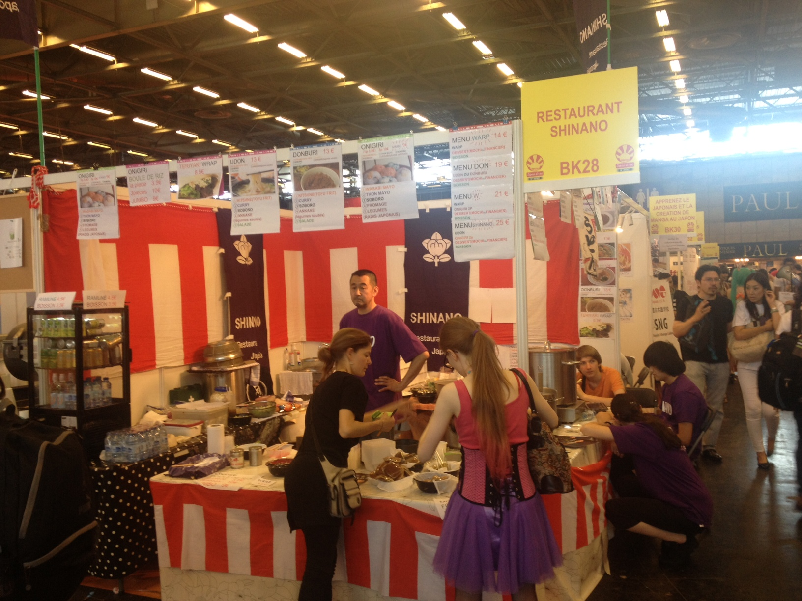 Shinano Japan Expo