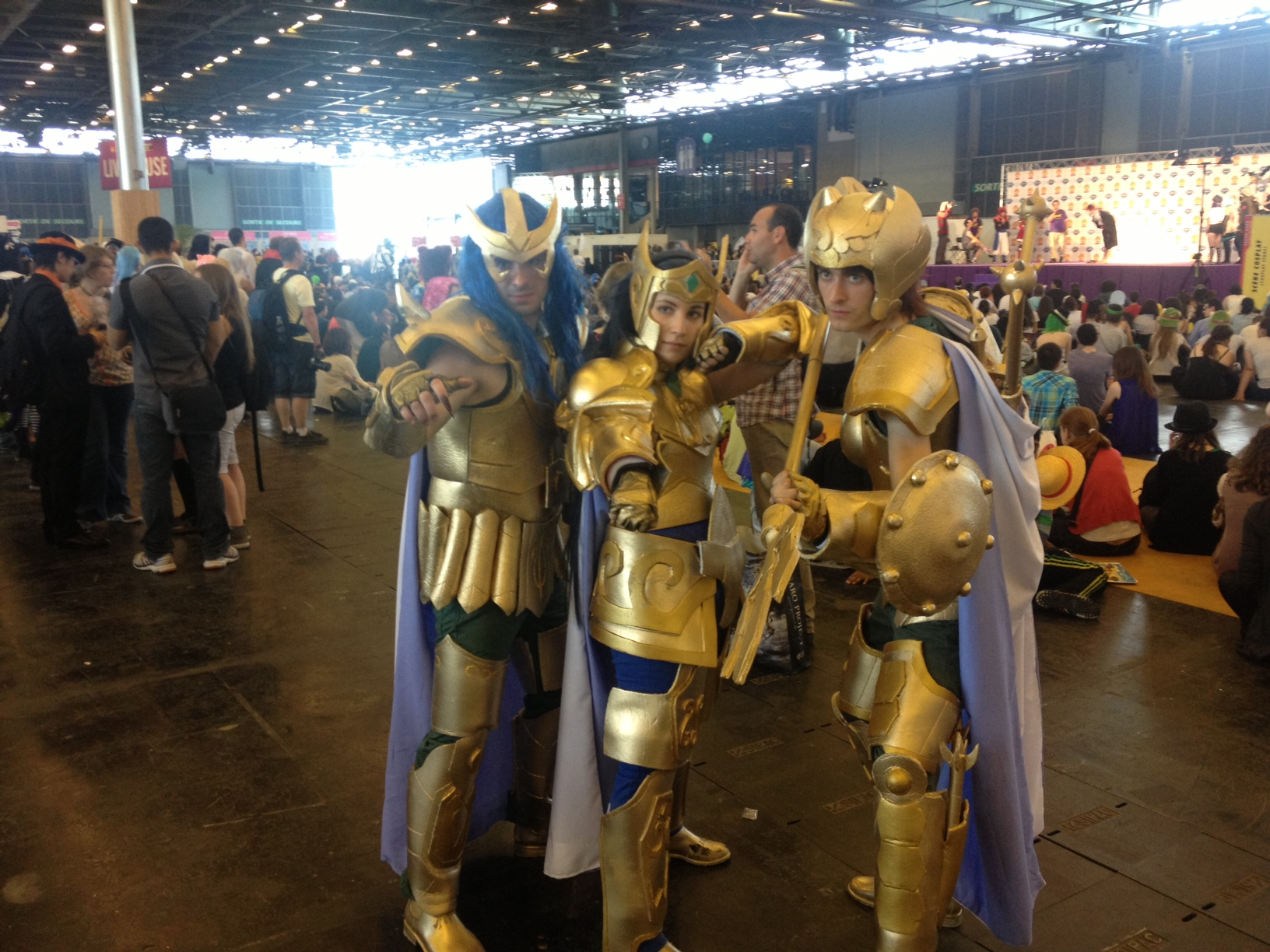 Japan Expo Cosplay