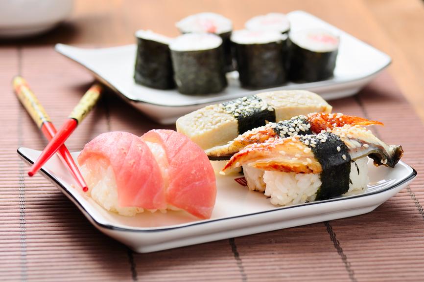 Origine du sushi