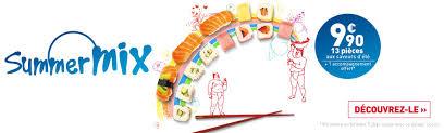 Summer Mix O Sushi