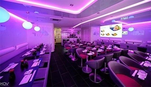 Planet sushi fontainebleau