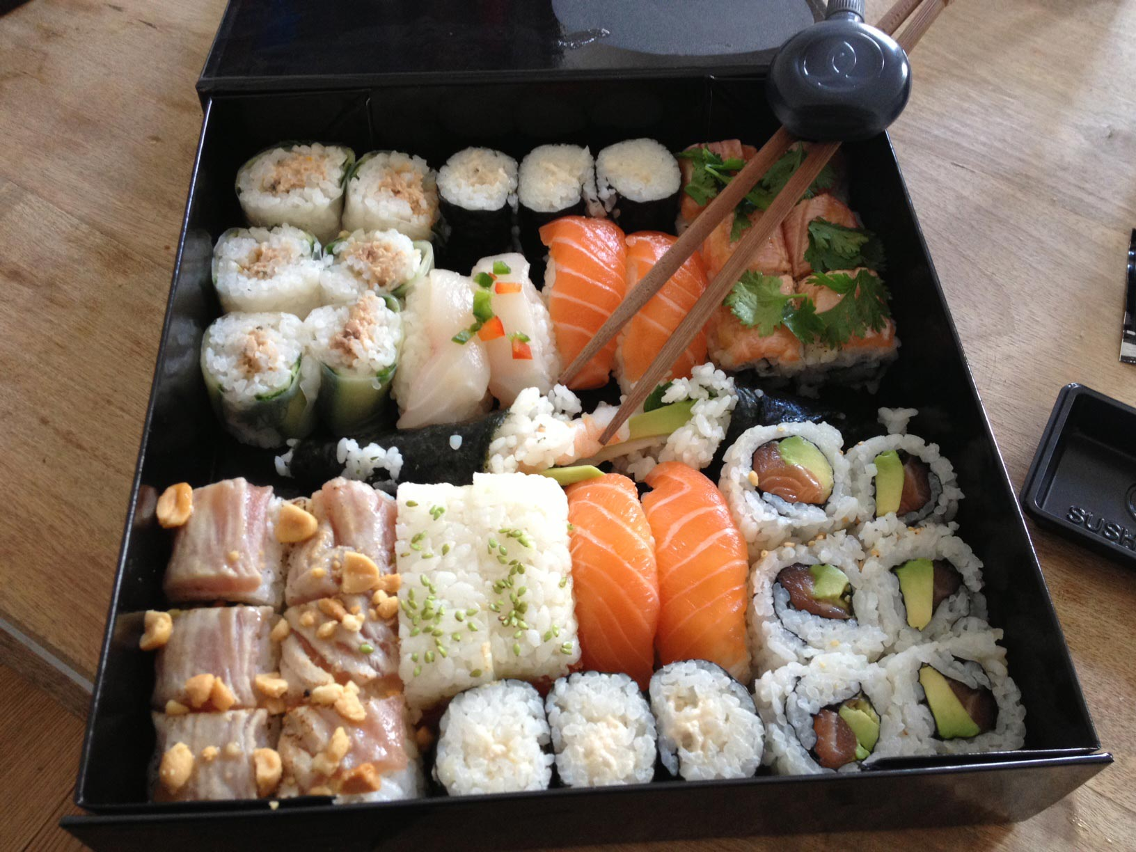 Box Kate Moss Sushi Maki