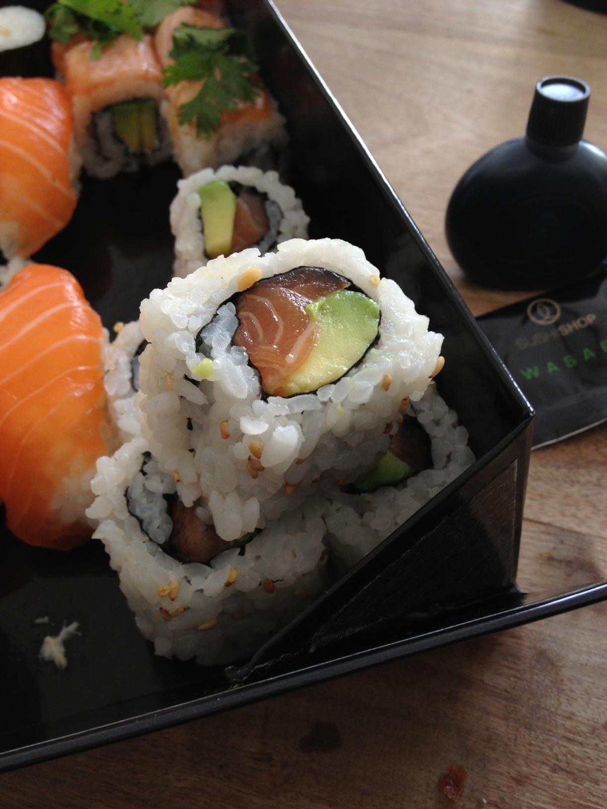 Sushi Shop à Levallois-Perret