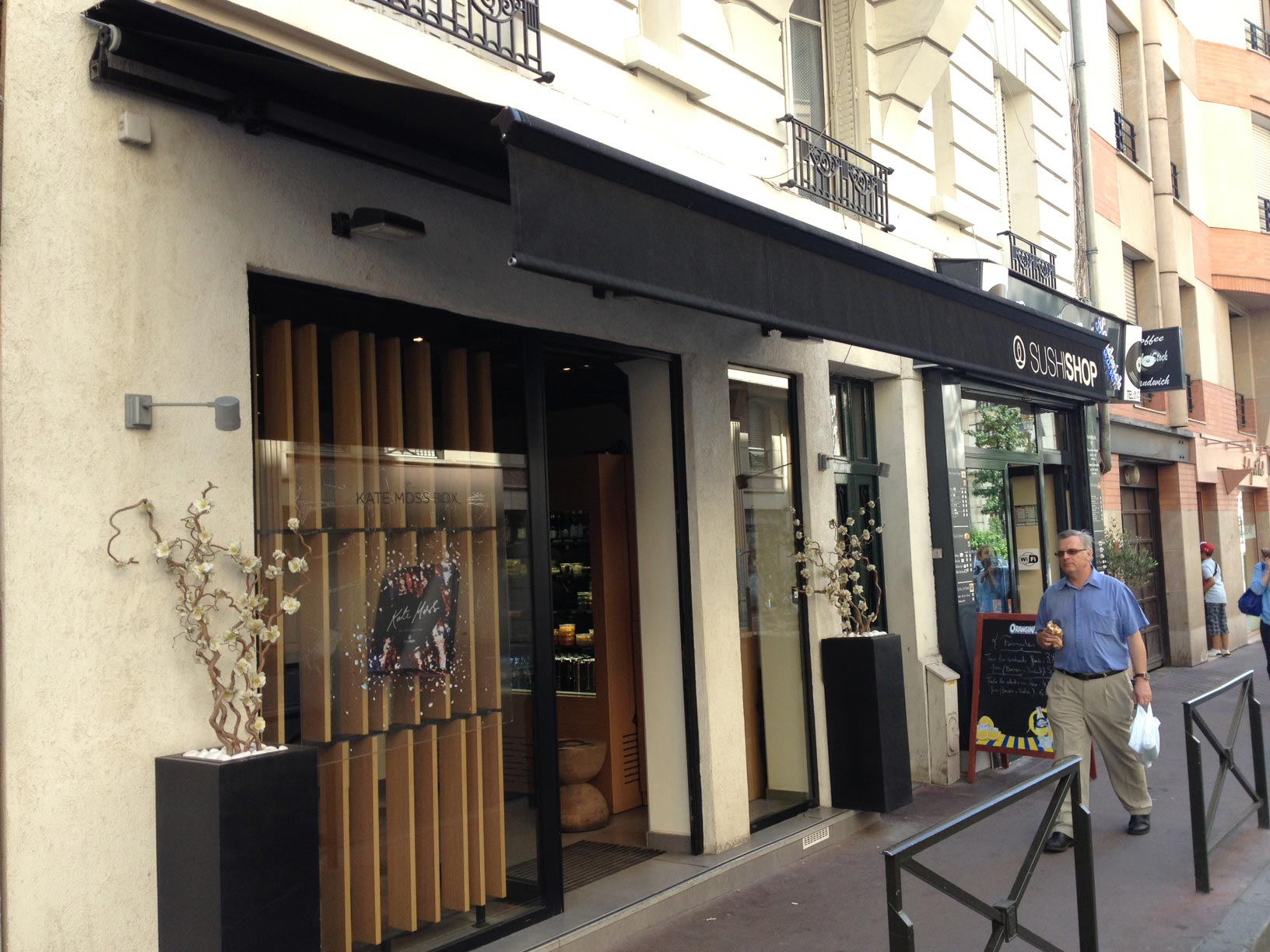Sushi Shop Levallois-Perret