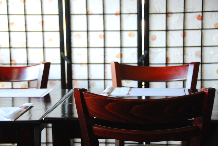 Se comporter restaurant japonais