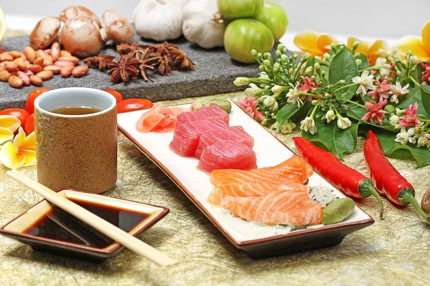 Alimentation japonaise bienfaits