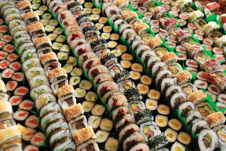 restaurant sushi a volonte