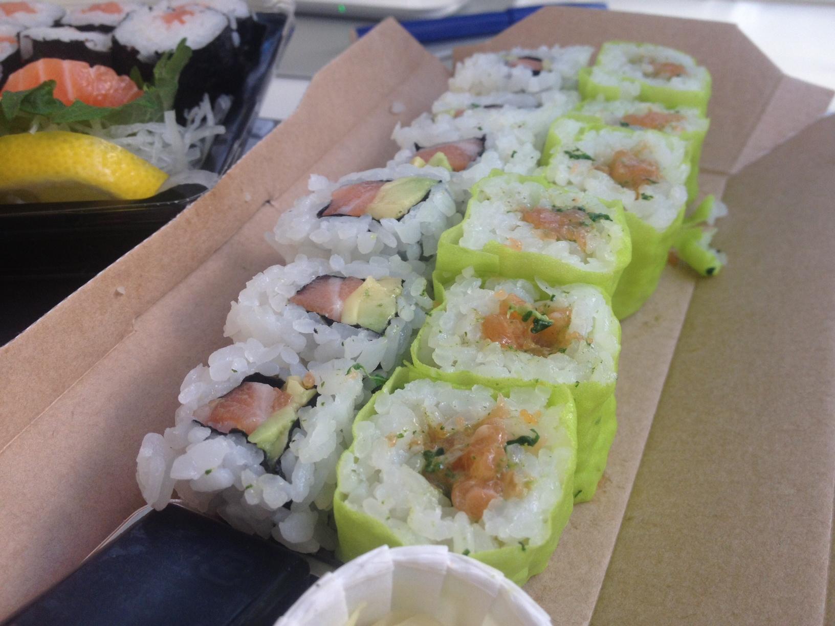Matsuri Sushi Bar à Paris 01