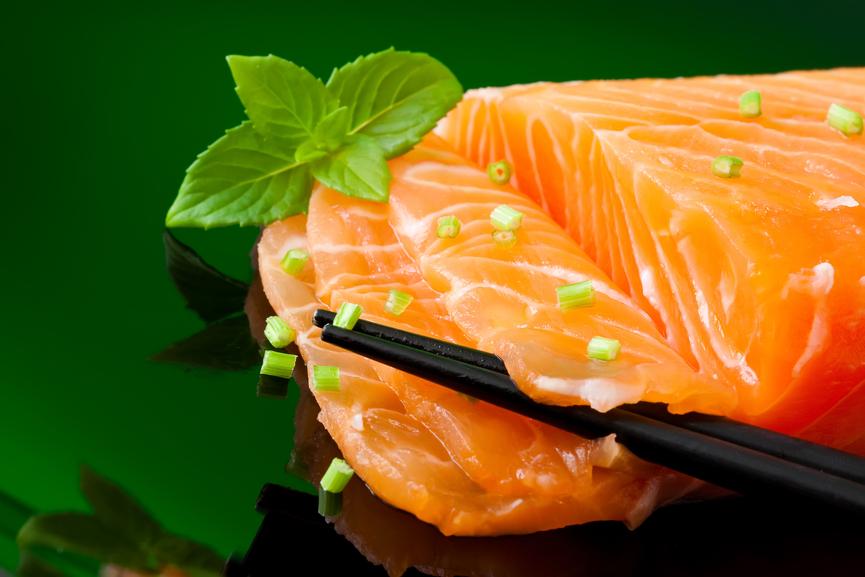 Recette sashimi maison
