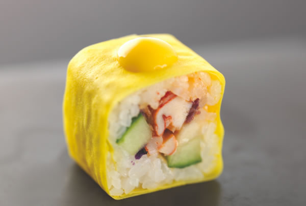 Crispy Lobster - Robuchon Sushi Shop