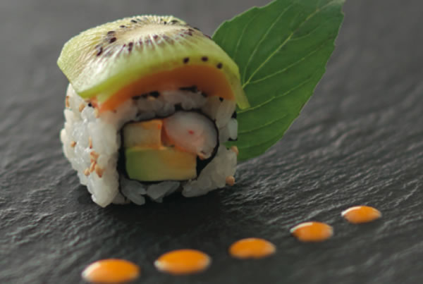 Hawaian Roll - sushi shop Robuchon