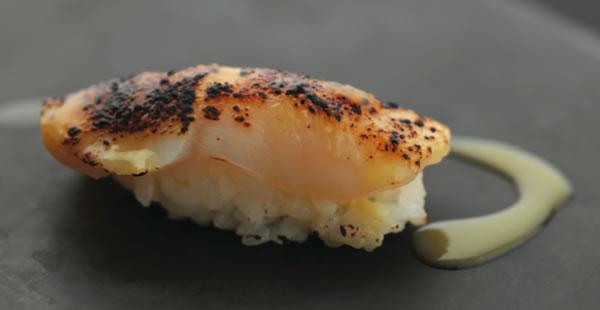 Sushi St Jacques Snackee - Sushi Shop Robuchon