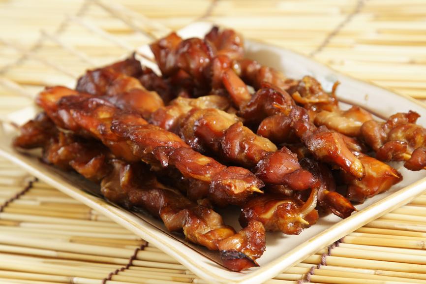 Plats chauds restaurant japonais