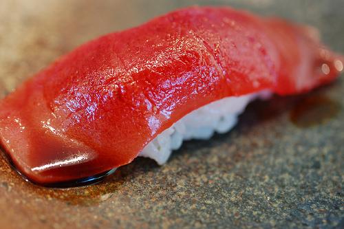 Thon sushi