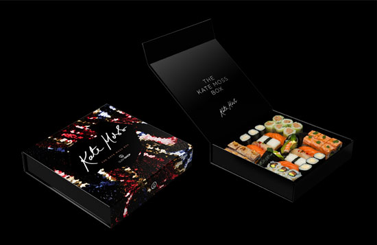 Kate Moss Box by Sushi Shop