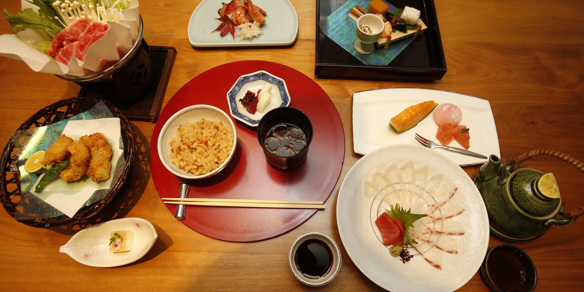 Cuisine japonaise patrimoine mondial de l'UNESCO