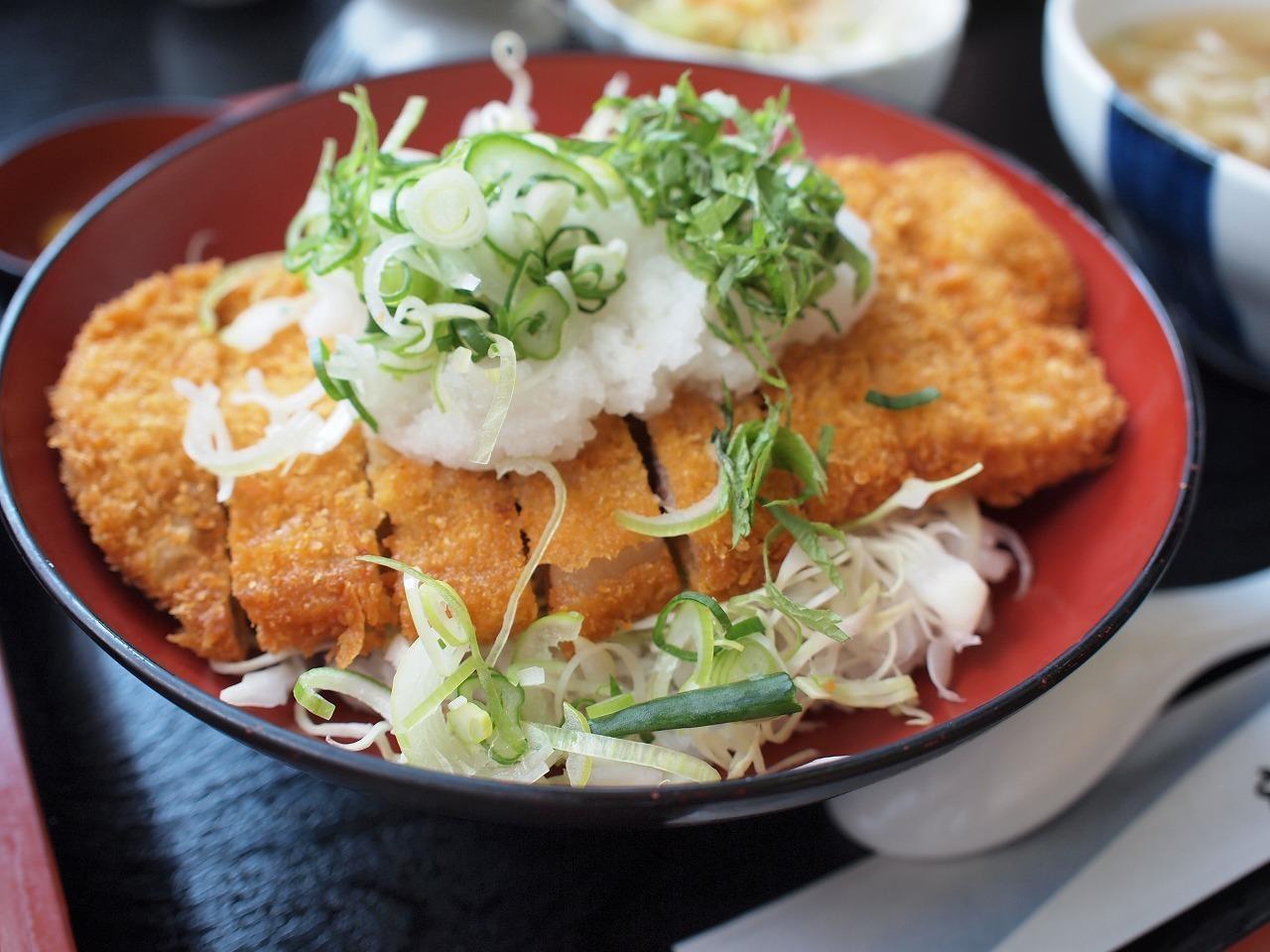 Katsudon maison recette