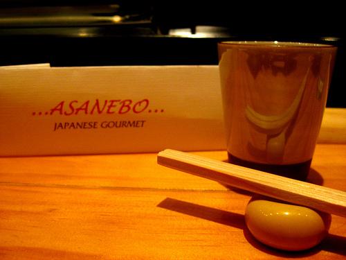 Asanebo sushi Los Angeles