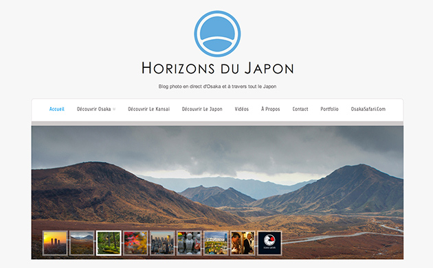 Blog Horizons du Japon