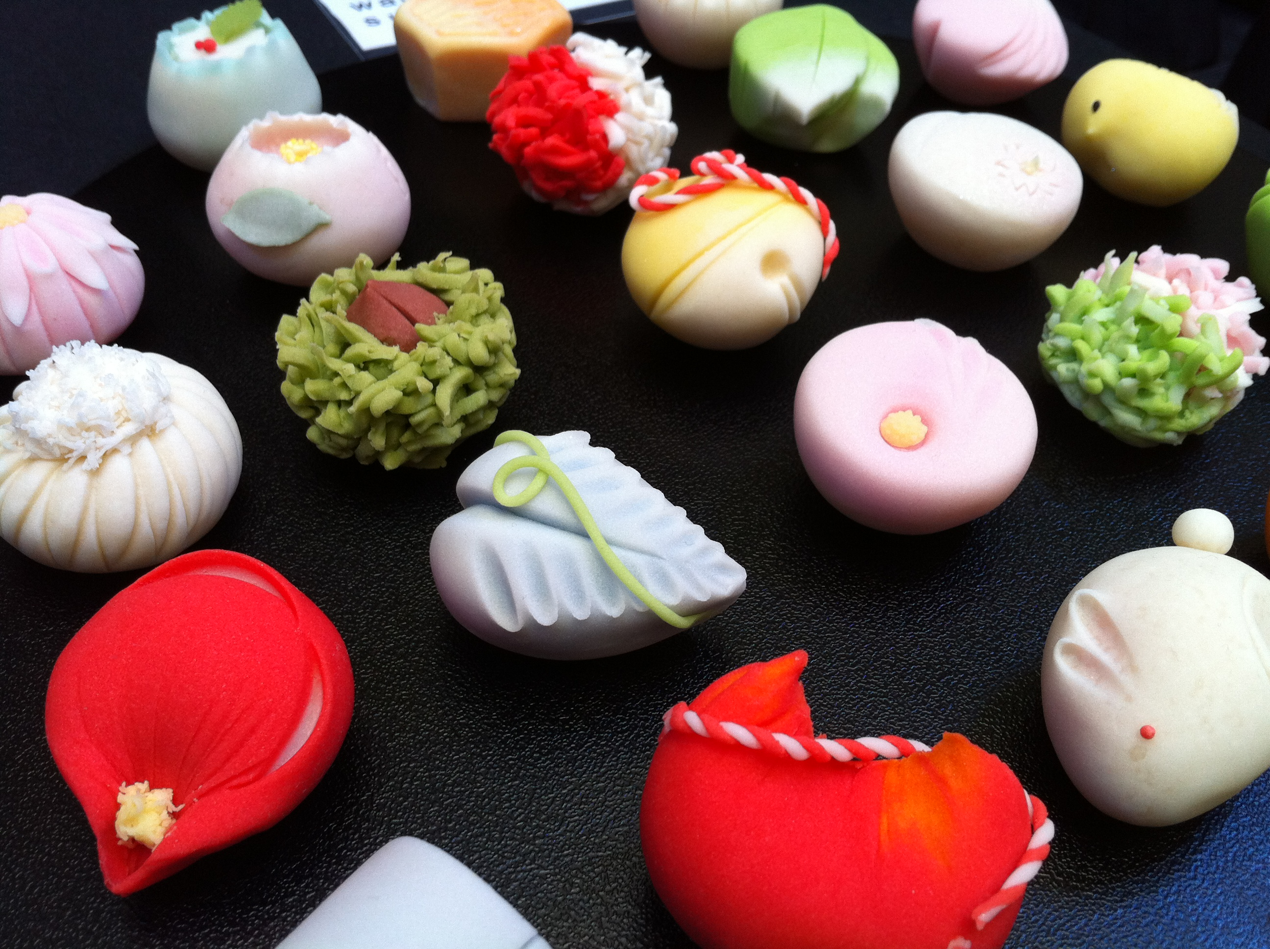Desserts japonais