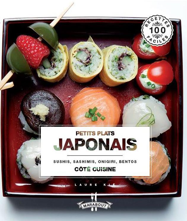 3 livres indispensables pour s initier la cuisine japonaise culture japonaise. Black Bedroom Furniture Sets. Home Design Ideas