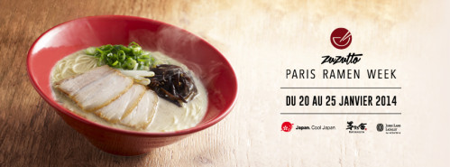 Paris Ramen Week