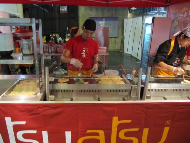 Cuisine japonaise Japan Expo