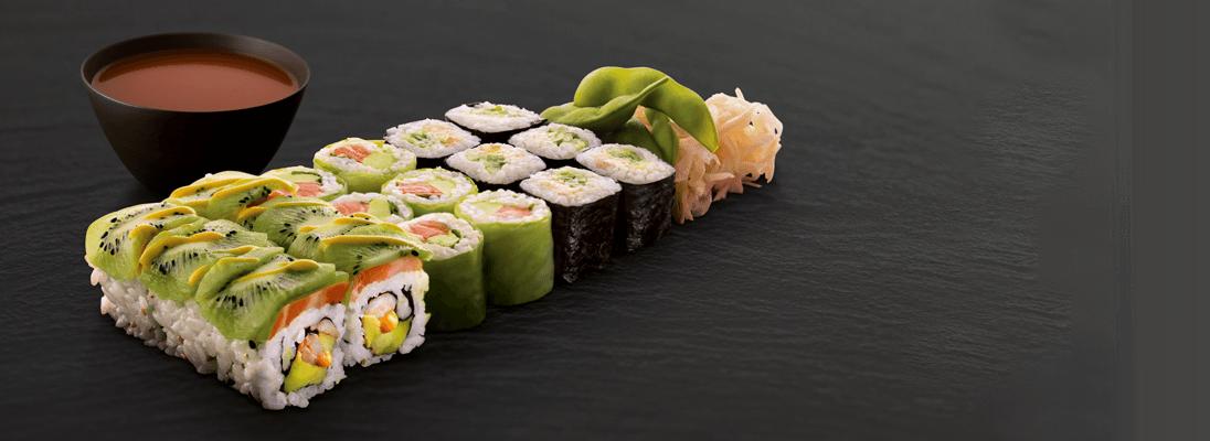 Sushi Shop lunch box