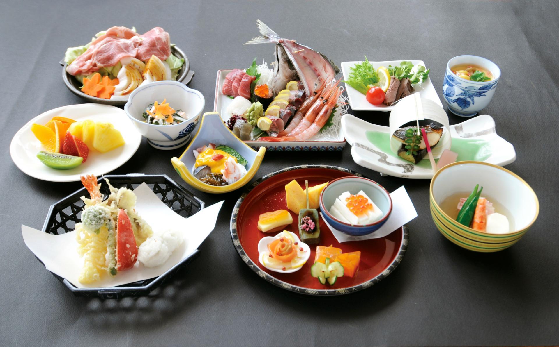 Le washoku et ses grands principes cuisine japonaise - Cuisine japonaise traditionnelle ...