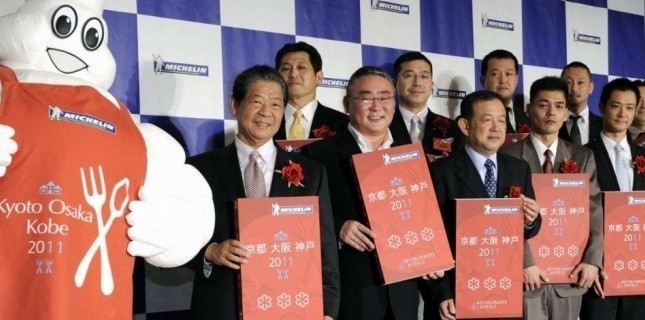 Guide Michelin Japon