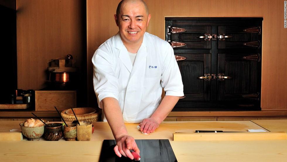 Restaurant japonais sawada