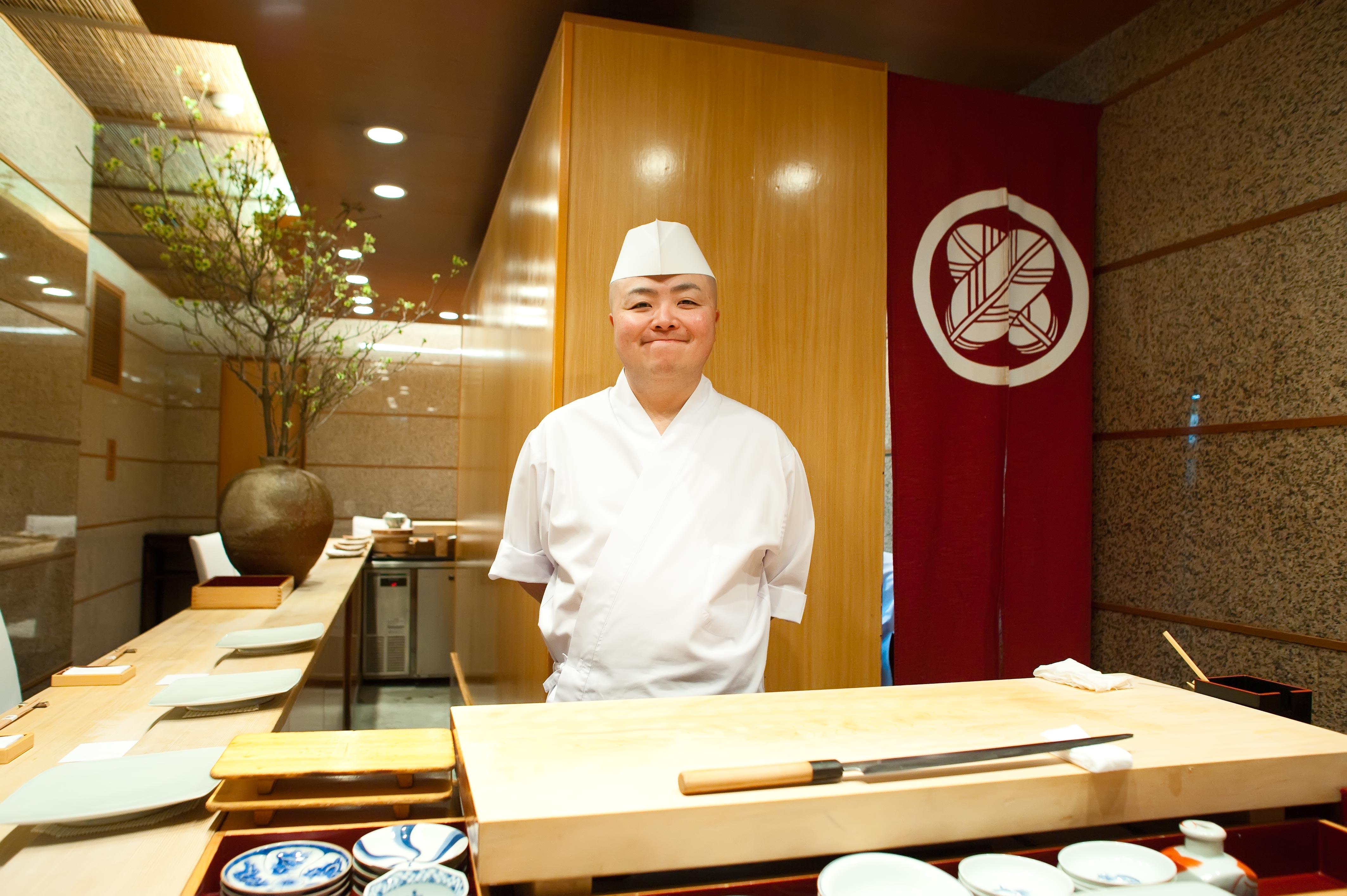 Restaurant Japonais Kanesaka