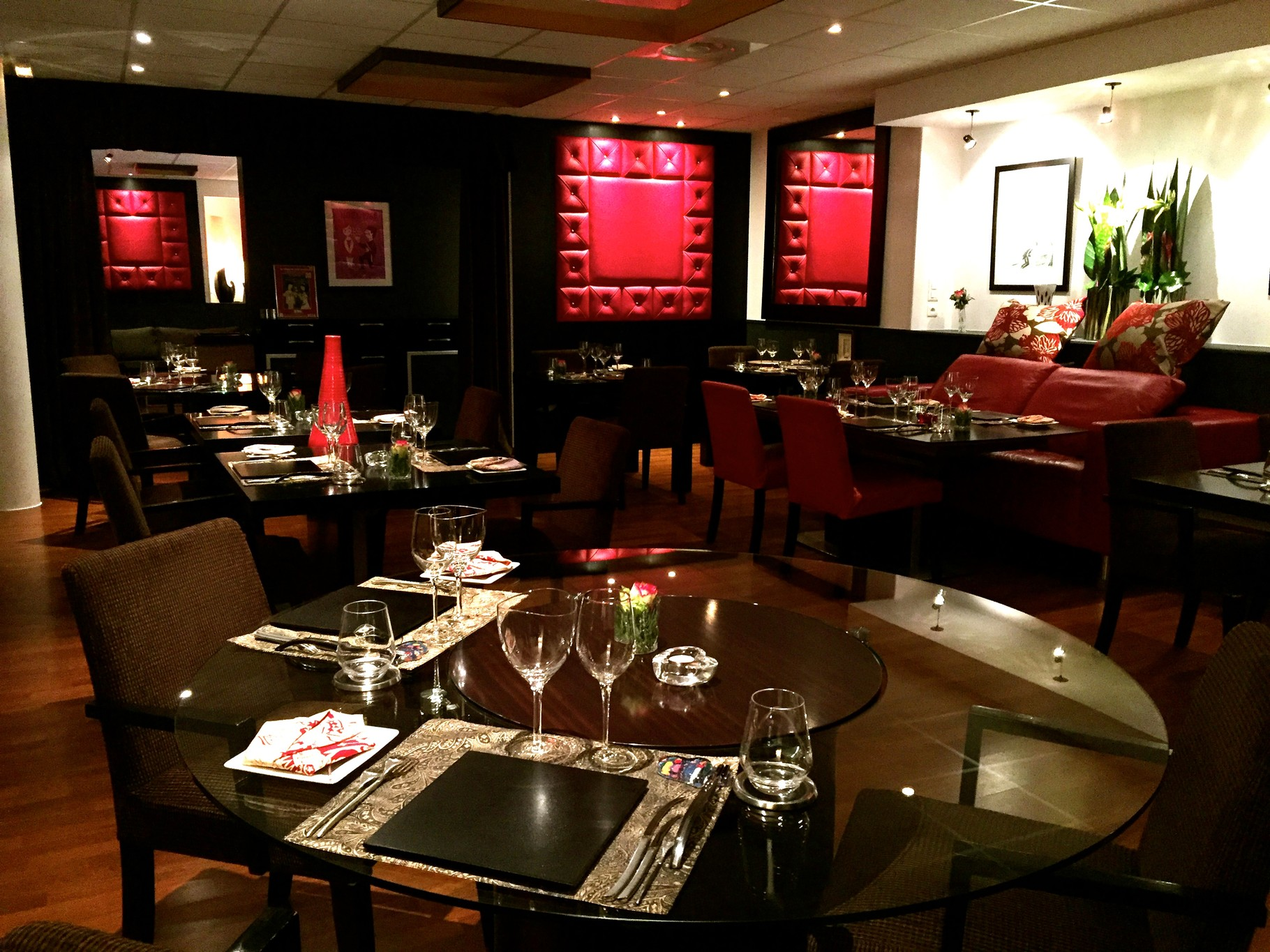 Restaurant St Valentin Indre