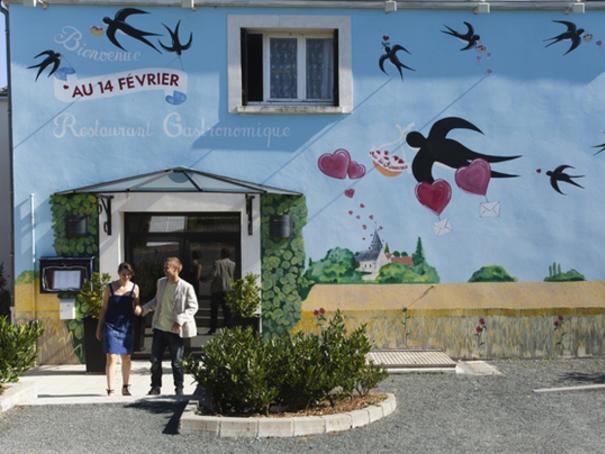 Restaurant Saint Valentin dans l'Indre